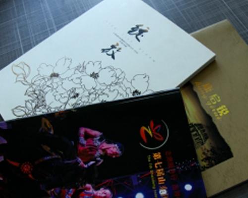 产品画册设计印刷