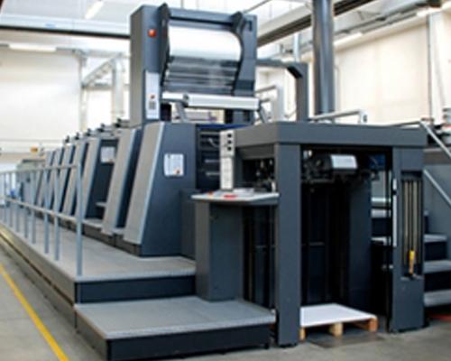 不干胶印刷设备