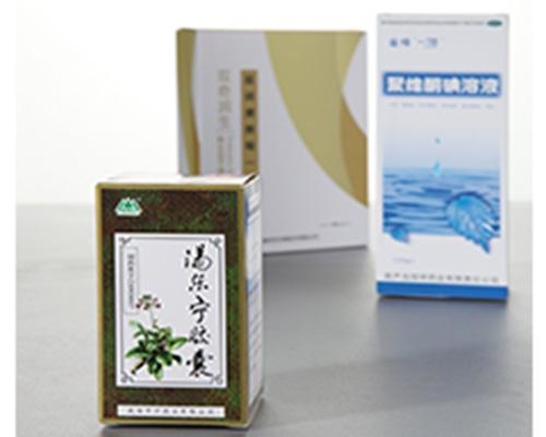 济南药盒包装印刷