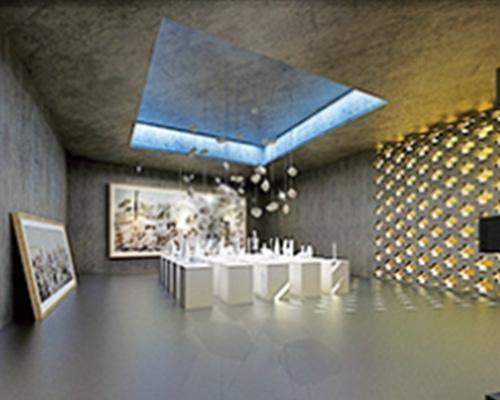 商家展厅设计