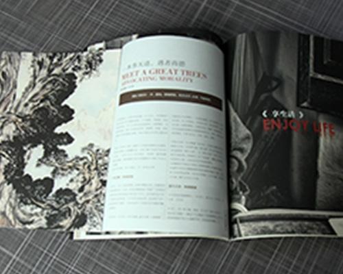 胶装书印刷