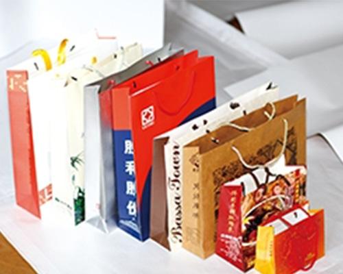 手提袋包装设计印刷
